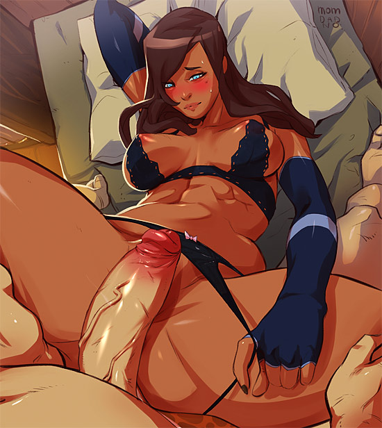 The legend of korra cartoon porn
